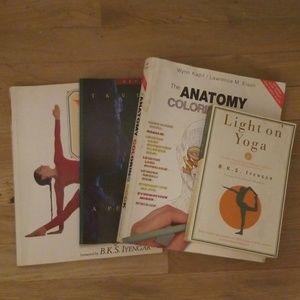 🧘♂️2/$30🧘 Yoga Book Bundle